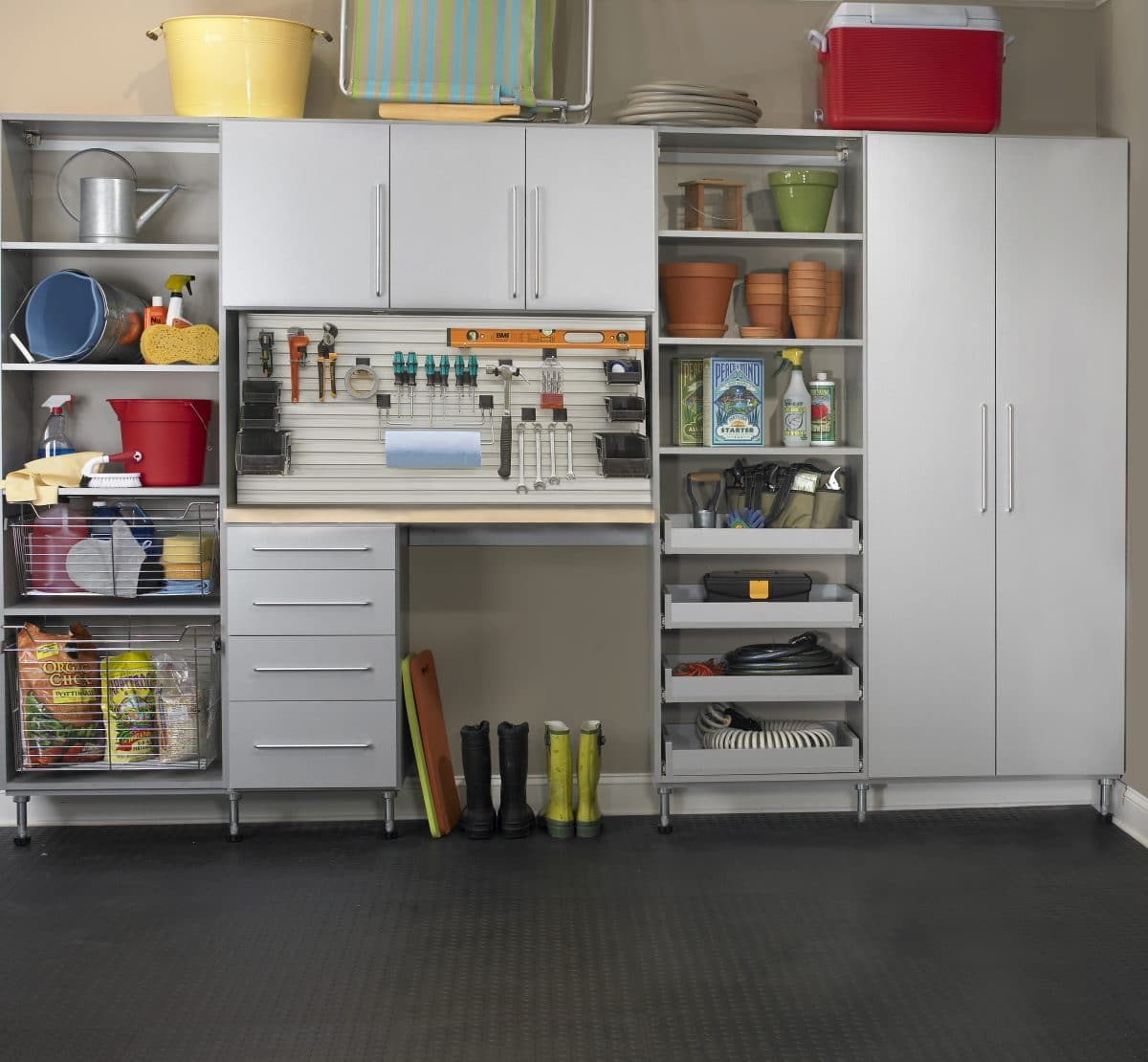 Garage Cabinets In Phoenix Garage Cabinets Paradise Valley Az Custom Garage Cabinets