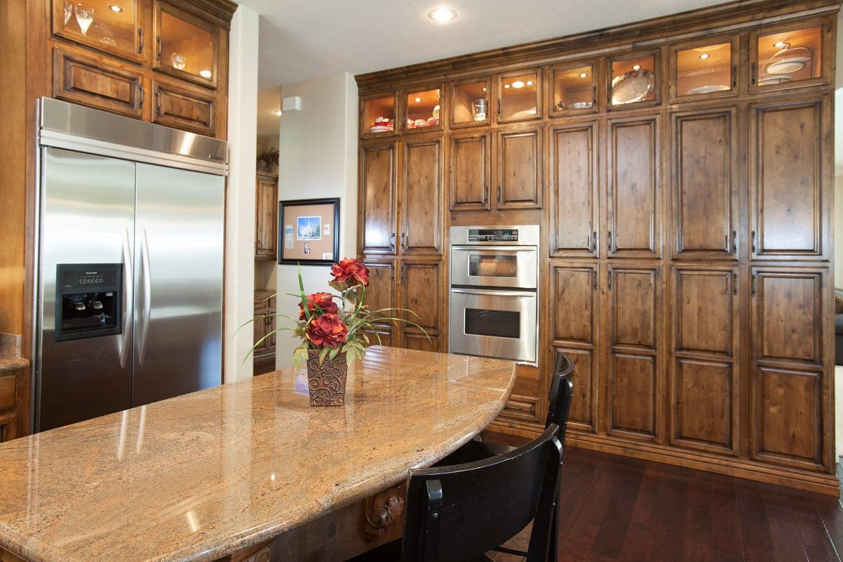 kitchen cabinets paradise valley az | austin-morgan kitchen