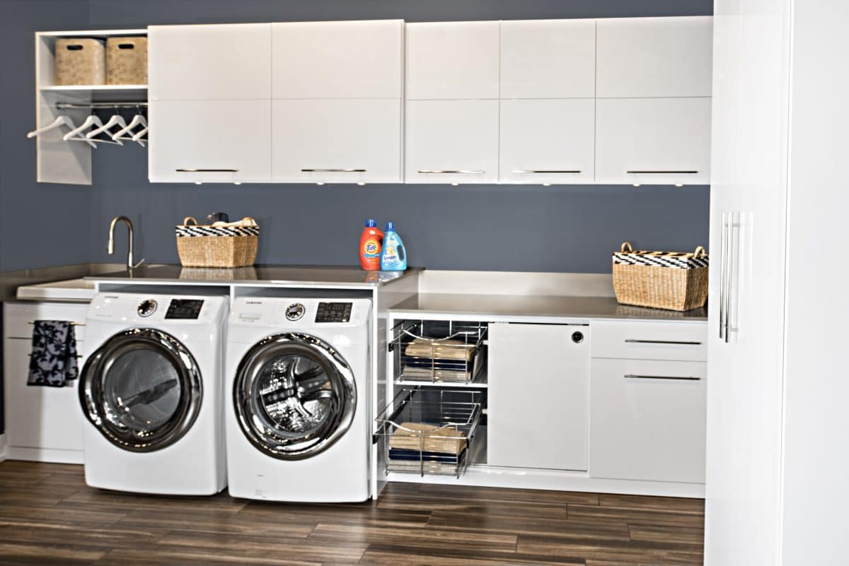 Laundry Room Cabinets Scottsdale Az Laundry Room
