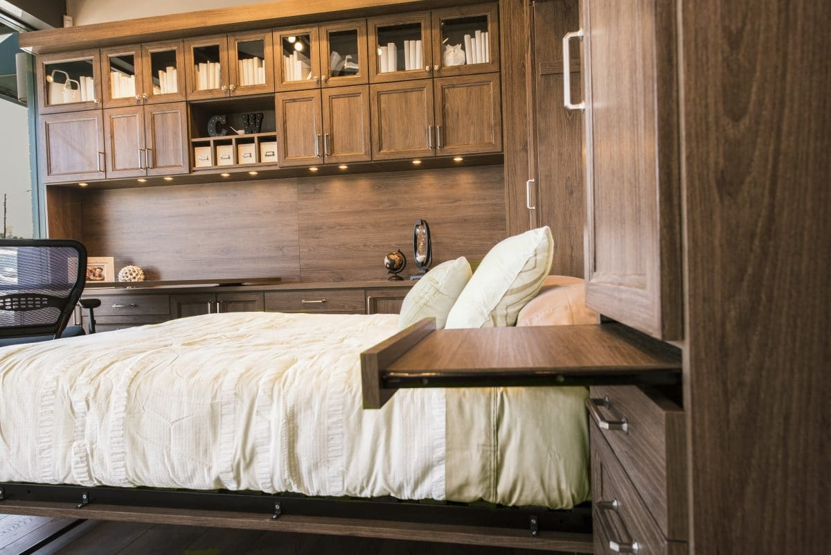 Wall Beds Phoenix AZ | Murphy Beds Scottsdale AZ | Custom In Wall Beds